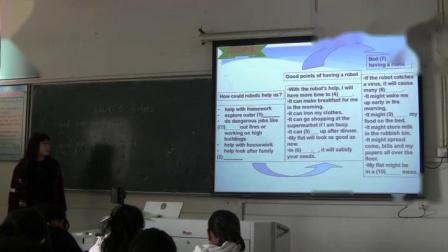 《9B Unit 3》牛津译林版初中英语九下课堂实录-江苏泰州市_泰兴市-朱红梅