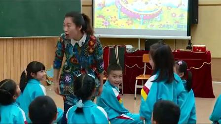 小学音乐人音版一下《第6课 小宝宝睡着了》广东黄笑颜