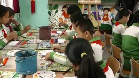 小学美术人美版六下《第1课 色彩的联想》北京宫兆坤