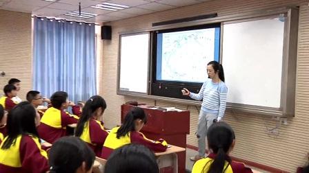 初中地理人教版八下《8.2   干旱的宝地──塔里木盆地》贵州刘洋