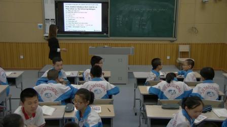 人教版英语七下Unit 1 Section A(1a-2d)教学视频实录(刘鸿媛)