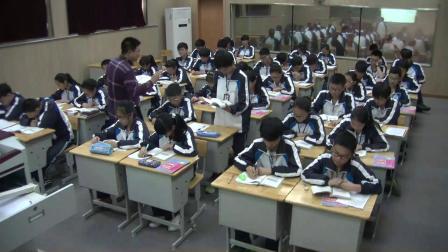 人教版八下第6单元第26课《小石潭记》课堂教学视频实录-林益庆