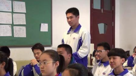 人教2011课标版数学九下-27.2.3《相似三角形应用举例》教学视频实录-王萌