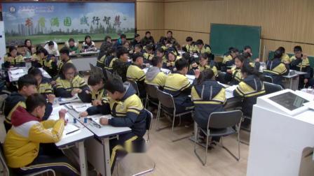 人教2011课标版物理九年级20.2《电生磁》教学视频实录-段影