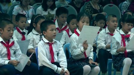 三年级音乐《礼轻情义重》广西中小学优质课及观摩活动-龙金凤