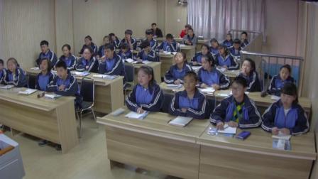 人教2011课标版数学八下-17 复习课《勾股定理》教学视频实录-文思瑶