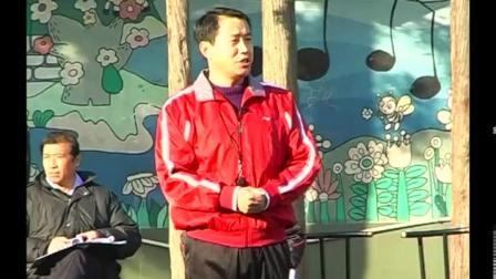 《跳长绳:侧面泡入跳1次,跑出》三年级体育,陈利军