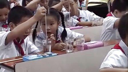 三年级科学科教版测量水的温度