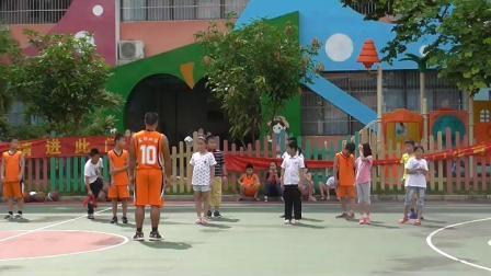 《球性练习》科教版四年级体育,南宁市县级优课