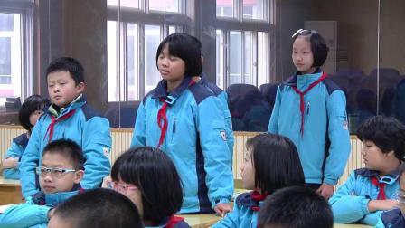 浙教版品德与社会五下《你中有我我中有你》课堂教学视频实录-张燕飞