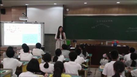 华师大版科学八上6.1《构成物质的微粒》课堂实录教学视频-汤楚楚