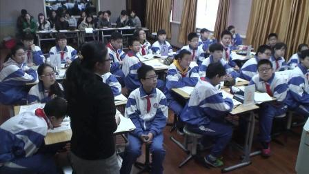 人教2011课标版生物七下-4.2.2《消化和吸收》教学视频实录-徐莉