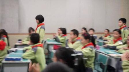 人教版英语四上第四单元B《Let's talk》课堂教学视频实录-陈小素