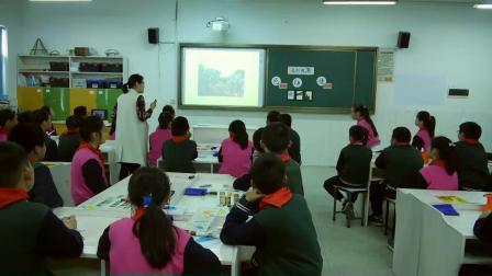 浙美版美术六下第3课《色彩风景》课堂教学视频实录-汤妙