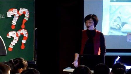 小学五年级美术《着衣母婴卧像》教学视频-北京-汪秀华--2014年全国中小学美术培训示范课视频