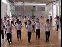 青春街舞 人教版_初二体育优质课