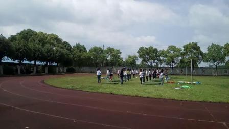 《前滚翻》科学版体育一年级,常州市县级优课