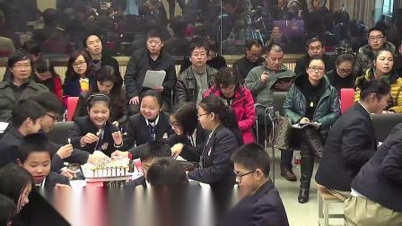 人教2011课标版生物七下-4.2.2《消化和吸收》教学视频实录-唐瑶