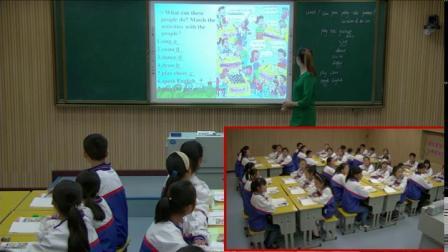 人教版英语七下Unit 1 Section A(1a-2c)教学视频实录(安冉冉)