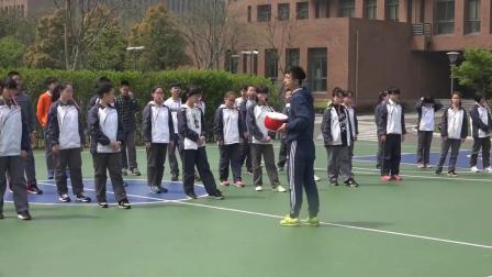 人教版体育八年级《中长跑的呼吸与节奏》课堂教学视频实录-陈圣杰