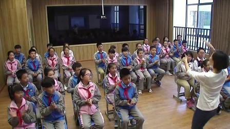 人音版六下第2课《火把节》课堂教学视频实录-屠葵葵