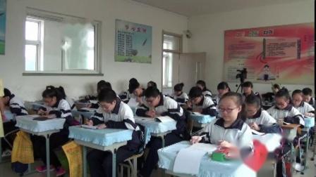 人教2011课标版数学九下-27.2.1《相似三角形的判定》教学视频实录-邹燕