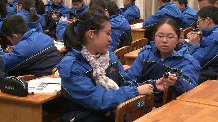 华师大版科学七上7.3《月球与月相》课堂教学视频实录-竺玉文