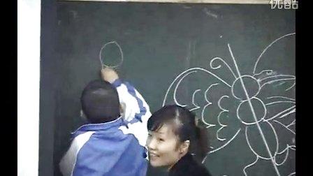 2015优质课视频《可爱的小虫》小学美术岭南版一上第10课-深圳-育才第三小学:王维