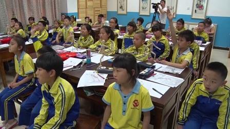小学美术人美版四下《第9课 运动场上》北京贾梓