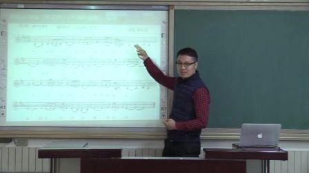中学音乐人音版九下《高丽之声——阿里郎之歌》说课 北京张磊(北京市首届中小学青年教师教学说课大赛)