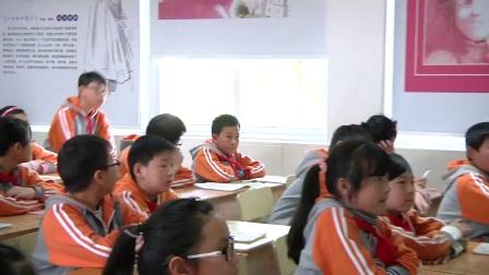 人教版英语六下第三单元《Let's talk》课堂教学视频实录-赵含芳