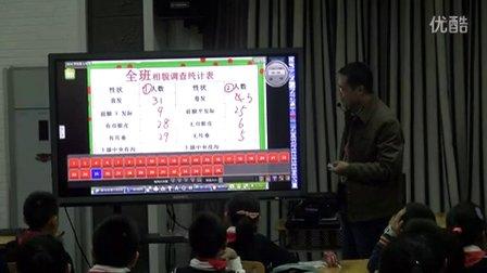 2014四川优质课《相貌各异的我们》教科版科学六上,成都市泡桐树小学西区分校:王宇