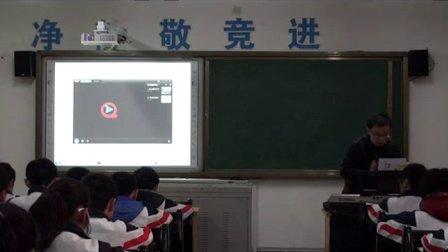 人音版七年级音乐《桃花红 杏花白》安徽余洋