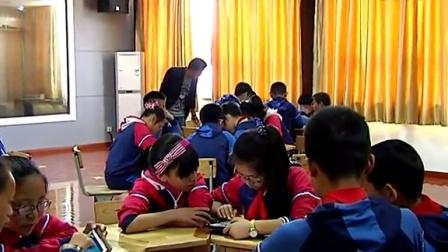 浙美版美术六下第4课《奇妙的新画笔》课堂教学视频实录-毛佳巍