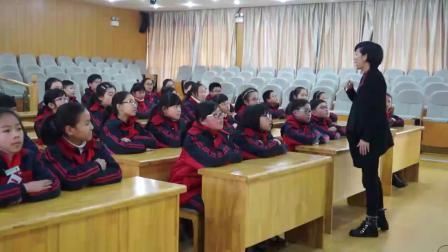 人音版音乐六下第7课《欢乐颂》课堂教学视频实录-岑琳