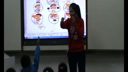 《体育健康引导课》人教版一年级体育,王丽
