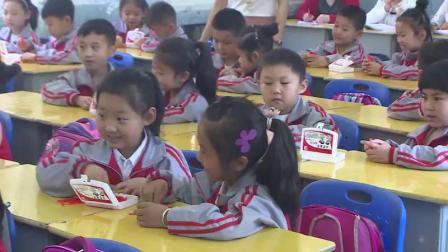 《100以内数的认识-数数、数的组成》人教2011课标版小学数学一下教学视频-陕西韩城市-韩艳妮