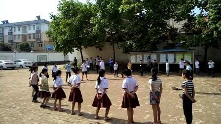 《立定跳远》科学版三年级体育,安徽省市级优课