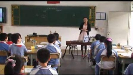 《外婆的澎湖湾》教学课例(花城版音乐五年级,东湾小学:虎业岚)