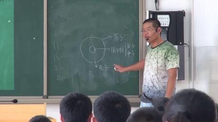 人教课标版-2011化学九上-3.2.1《原子的结构》课堂教学实录-王水池