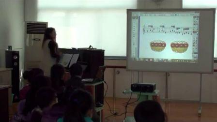 第六届电子白板大赛《小朋友的家》(苏教版音乐三年级,常州市博爱教育集团:孙盈盈)