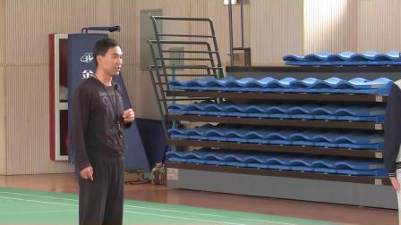 人教版体育八年级《中长跑》课堂教学视频实录-卢红梅
