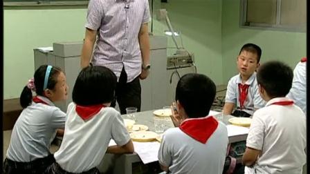 《食物在口腔里的变化》苏教版科学四年级-南京市中山小学:高伟