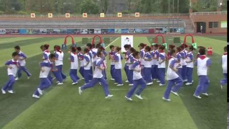 《灾害自护,自救》人教版四年级体育,韩悦