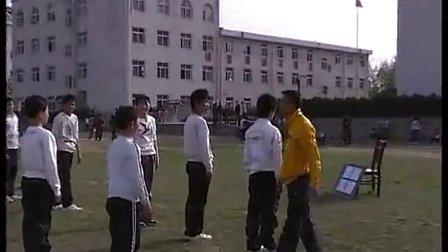 八年级体育教学视频《健身拳》体育名师工作室教学视频二