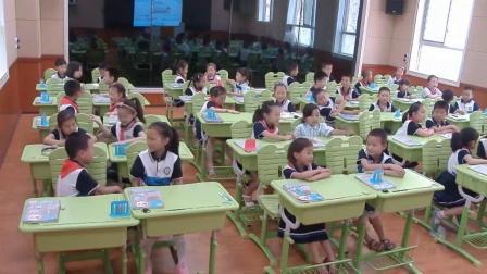 《100以内数的认识-整十数加一位数及相应的减法》人教2011课标版小学数学一下教学视频-湖北十堰市-李拥军