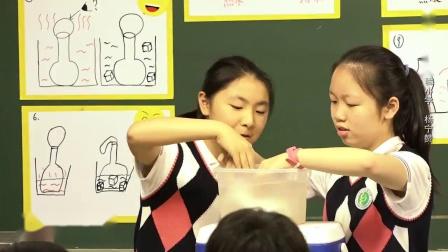 小学科学《空气的热胀冷缩》课堂教学视频实录-杨宁赞