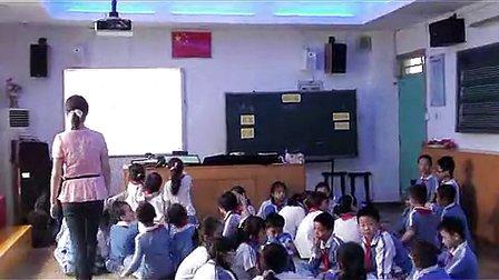 小学四年级音乐《小白船》优质课视频-周诗茵