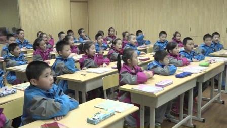 人教版英语三上第四单元PartB《Let's learn&let's do》课堂教学视频实录-赵丹静