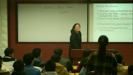 《Model 2 unit5 Grammar The Attributive Clause (prep+which-whom》人教版高一英语,登封嵩阳高级中学:王岩